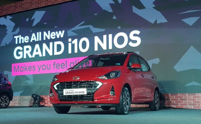 Hyundai Grand I10 Nios Variants Explained In Detail