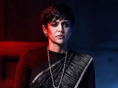 <i>Saaho</i> New Poster: Meet Mandira Bedi As The Fierce Kalki