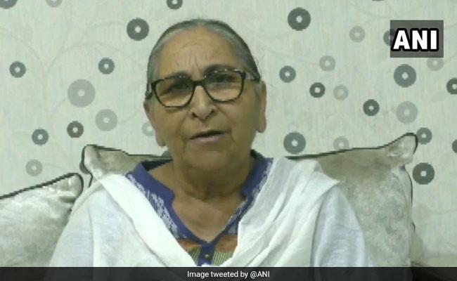 Sushma Swaraj Helped Us A Lot, Says Sarabjit Singh's Sister Dalbir Kaur