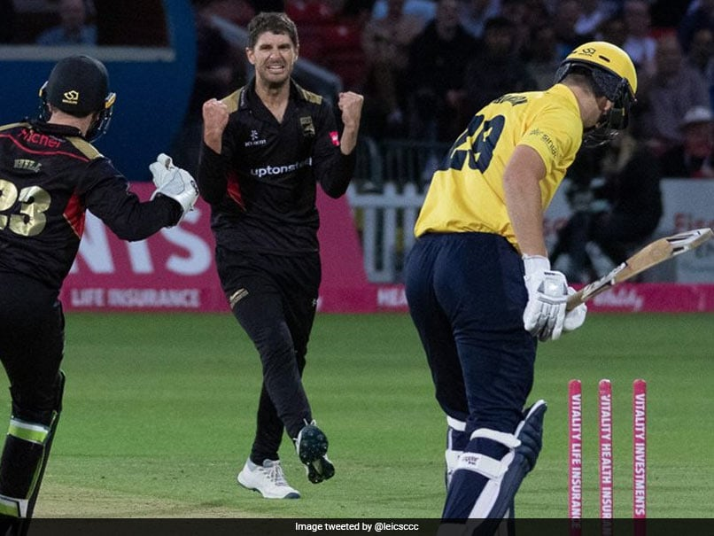 Colin Ackermann Records Best Bowling Figures In T20 History - Watch