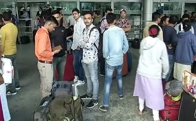 Air India Caps Fare For Srinagar Flights After 'Leave Kashmir' Advisory