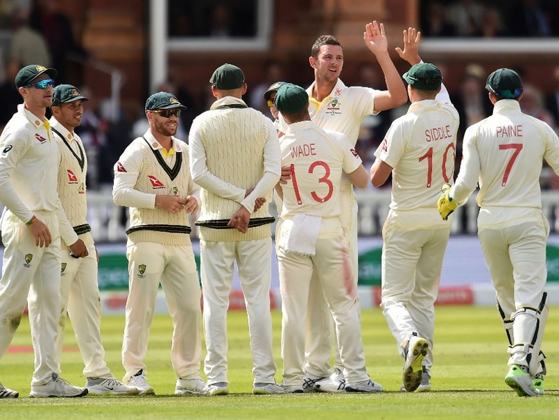 Ashes 2nd Test, Day 2: Josh Hazlewood In The Wickets On Return