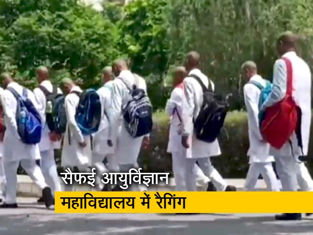 Videos : रवीश कुमार का प्राइम टाइम: MBBS के छात्रों के सिर मुंडवाए गए