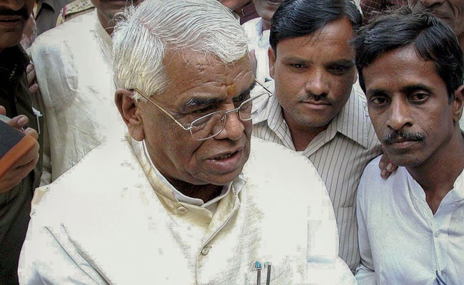 Babulal Gaur, Ex-Chief Minister, Worked His Way Up From Jana Sangh Days