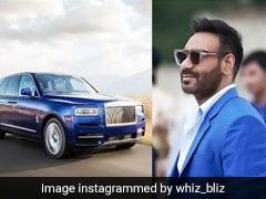 मुकेश अंबानी के बाद अजय देवगन ने खरीदी ये सबसे महंगी कार, कीमत जानकर हो जाएंगे हैरान