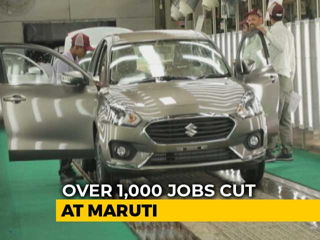 Video : Auto Sector Slump, Jobs On The Line