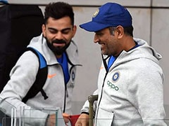 Virat Kohli Equals MS Dhoni