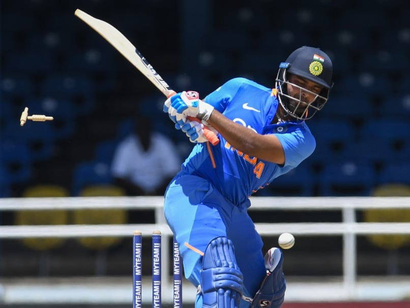 Rishabh Pants Shot Selection In 3rd ODI Against West Indies Upsets Fans