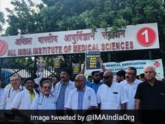 Doctors' Protest Against National Medical Commission Bill Continues