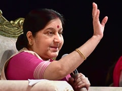 """Her Vision Will Always Inspire"": S Jaishankar's Tribute To Sushma Swaraj"