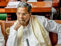 """Those Who Conspired To Kill Gandhi Getting Bharat Ratna"": Siddaramaiah"