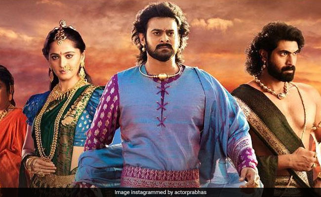Baahubali Star Prabhas Says That The Film's Record Can Be 'Changed Any Friday'