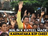 Video : Nalin Kumar Kateel Replaces BS Yediyurappa As Karnataka BJP Chief