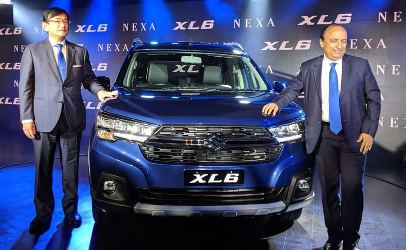 Maruti Suzuki Xl6 Launched In India Prices Start At Rs 9