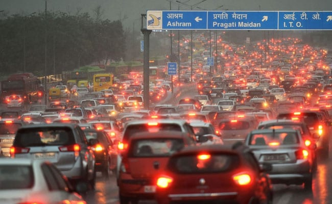 Upto 5,000 Challans Issued Everyday In Delhi After Amended Traffic Rules