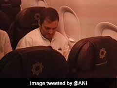 Rahul Gandhi, Other Opposition Leaders Sent Back From Srinagar Airport