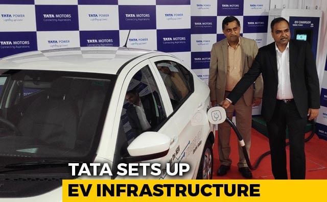Video : Tata Motors To Setup Fast Chargers Across India