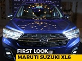 Maruti Suzuki XL6 First Look