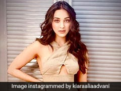 Kiara Advani's Birthday Cake Stole The Show At Her Star-Studded Party