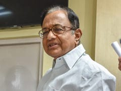 """Shame"": BJP Hits Out At Congress Over P Chidambaram case"