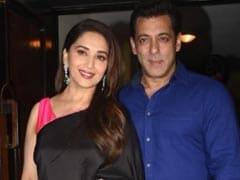 Inside <i>Hum Aapke Hain Koun</i> Screening With Madhuri Dixit And Salman Khan. See Pics
