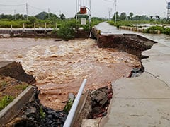 Madhya Pradesh Woman, Mother Swept Away Clicking Selfies At Flooded Canal