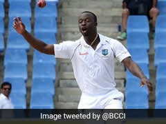 West Indies vs India 1st Test Day 1 Live Score: Kemar Roach Strikes Again As Cheteshwar Pujara Departs Cheaply