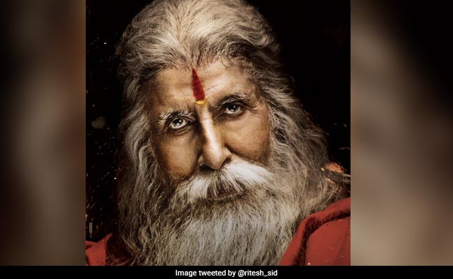Sye Raa Narasimha Reddy New Posters: Amitabh Bachchan Is Chiranjeevi's 'Guiding Force'