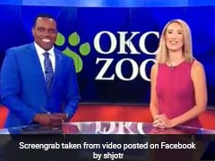 A Black TV Host's Co-Anchor Compared Him To A Gorilla. His Response