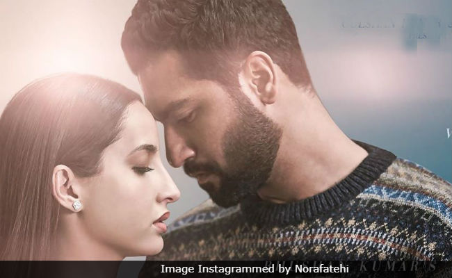 Pachtaoge Poster: Vicky Kaushal And Nora Fatehi Redefine Romance