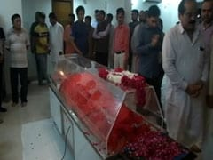 दोपहर तीन बजे राजकीय सम्मान के साथ होगा सुषमा स्वराज का अंतिम संस्कार