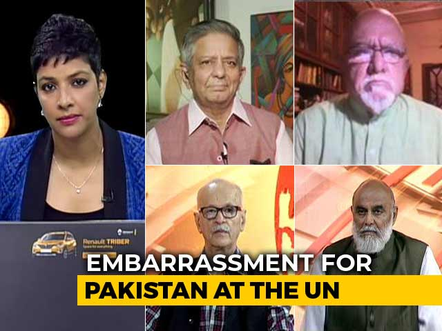 Video : Top UN Body Snub: Pakistan Isolated?