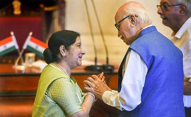 Sushma Swaraj's Death Marks Fading Away Of 'Delhi-4' In BJP