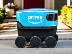 Amazon Now Delivering Packages In Southern California With Scout Robots