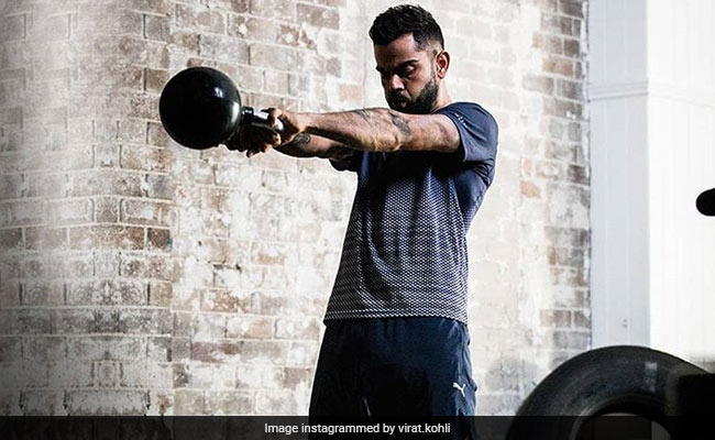 Watch: Virat Kohli Tells Why Learning The Right Technique Is Important Before Increasing Weights In Strength Training