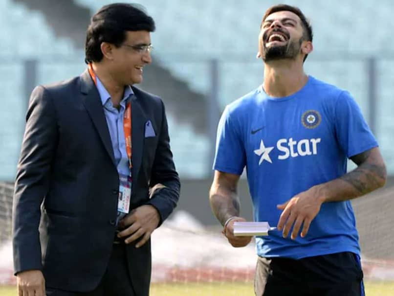 """Sourav Ganguly """"Interested"""" To Become India Coach But Not Right Now"""