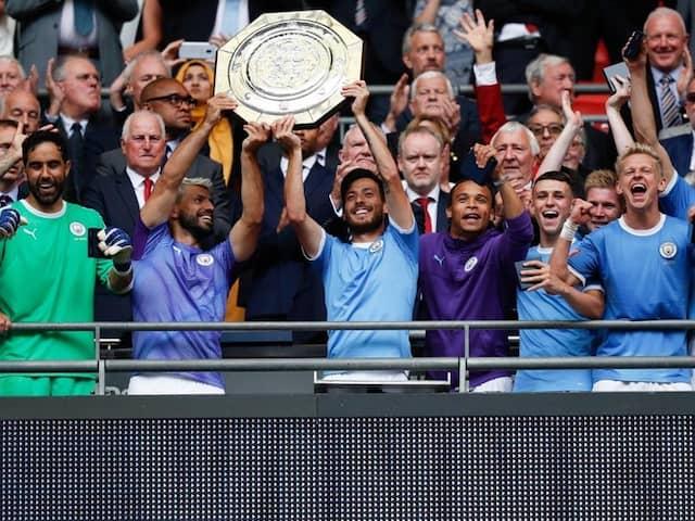 Community Shield Win Is Perfect Prep For Liverpool Rivalry: Pep Guardiola