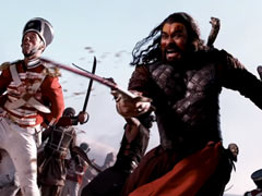 <i>Sye Raa Narasimha Reddy</i>: In New BTS Video, Glimpses Of Chiranjeevi, Amitabh Bachchan And Others