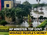 "Video : ""Amaravati Not Safe Place For Capital,"" Says Andhra Minister After Floods"