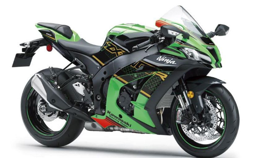 The Kawasaki Ninja ZX-10R has been recalled due to a ECU programming error