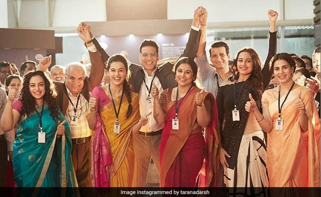 Mission Mangal Box Office Collection Day 1: Akshay Kumar's Film Off To A 'Fantabulous Start' With Rs 29 Crore