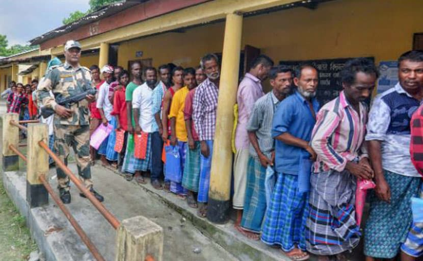 Auditor Finds Financial Mismanagement Worth Rs 108 Crore In Assam NRC