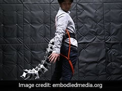 Japanese Researchers Want To Give Your Grandma A Robotic Monkey Tail