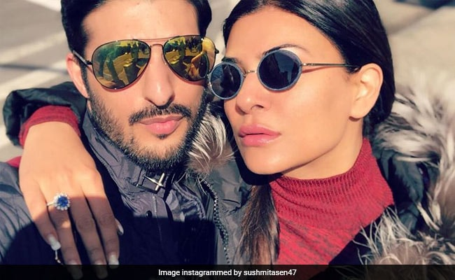 Winter Wedding For Sushmita Sen And Rohman Shawl: Report