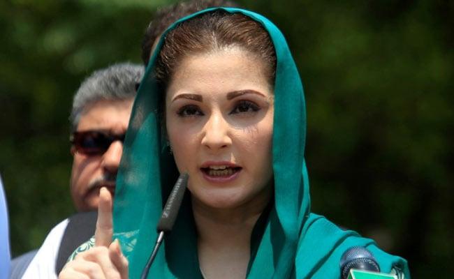 Nawaz Sharif's Daughter Maryam Nawaz Arrested In Lahore