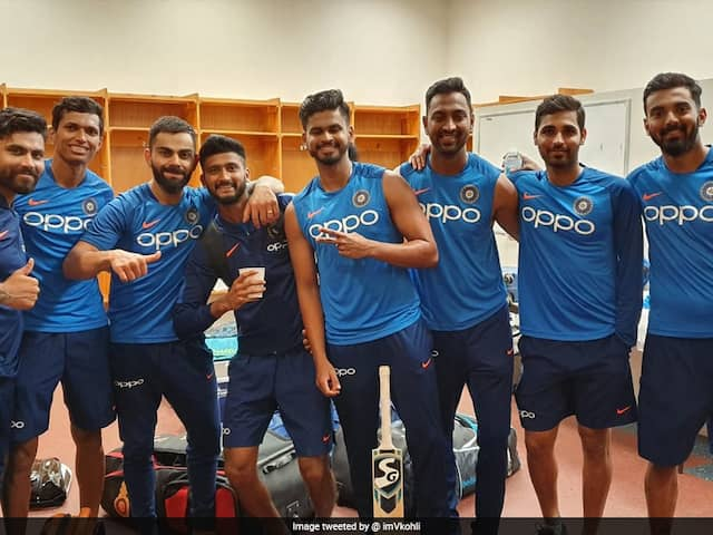 "Virat Kohli Posts ""Squad"" Picture, Fans Ask ""Wheres Rohit Sharma?"""
