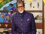 Video : Vision Of Clean India Will Be Incomplete Till We Become Healthy: Amitabh Bachchan