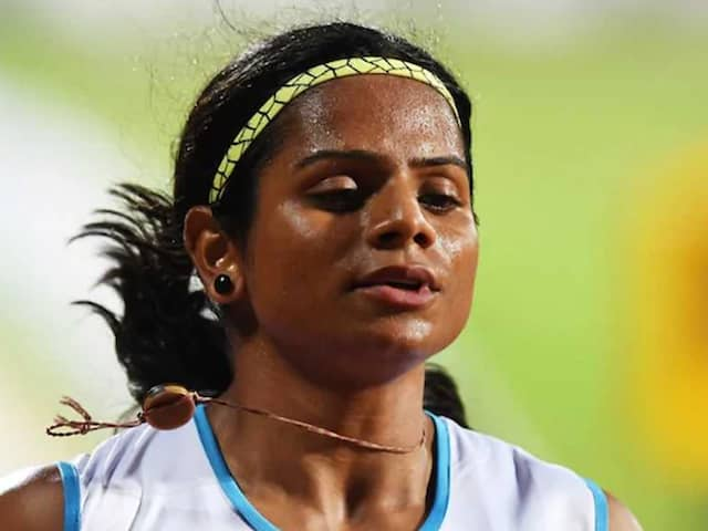 Dutee Chand Reaches Out To Ministry Of External Affairs For Visa Help