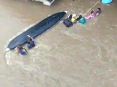 महाराष्ट्र: सांगली में रेस्क्यू के दौरान नाव पलटी, 14 लोगों की मौत,  9 के शव मिले