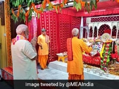 In Bahrain, PM Modi Launches $4.2 Million Project At 200-Year-Old Temple